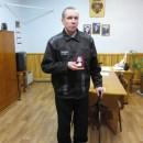 Геннадий Подоматько с медалью «25 лет вывода советских войск из Афганистана». Фото: УФСИН