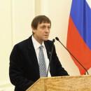 Заместитель министра по делам молодежи, физкультуре и спорту Евгений Шорохов. Фото: Виталий Голубев
