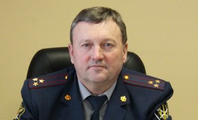 Руководитель УФСИН Карелии Александр Терех. Фото: http://www.10.fsin.su/