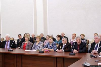 Ветераны государственной службы Карелии. Фото: http://www.gov.karelia.ru