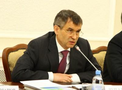 Рашид Нургалиев. Фото: Виталий Голубев