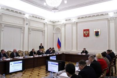 Совещание по подготовке к пожароопасному периоду в Карелии. Фото: http://gov.karelia.ru/