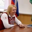 Светлана Гладышева. Фото: http://gov.karelia.ru/